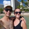 hawaii waikiki swimming