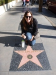 hollywood walk of fame judge judy