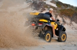 can am quad bike dunes wilbinga