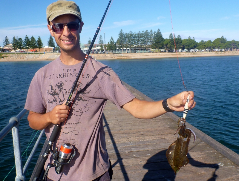 How to Catch Squid – outbackjoe