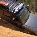 almost rolling on mundaring power line track
