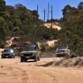 mundaring power line track convoy