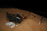 night fishing belvidere beach
