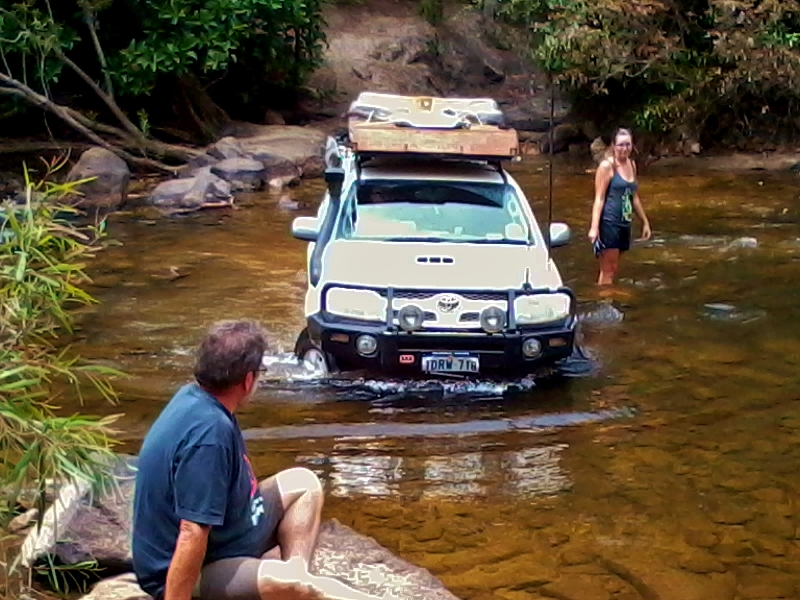 Pascoe River Crossing Frenchmans Track
