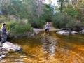 james crossing the warren river