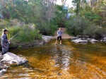 james crossing the warren river