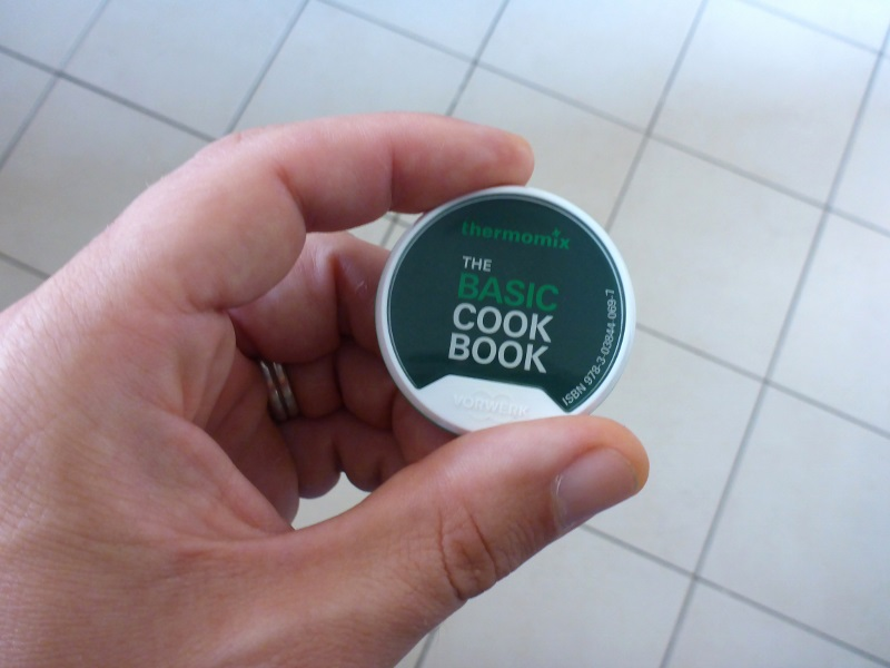 thermomix memory chip
