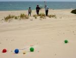 beach bocce
