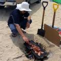 camp breakfast cookup