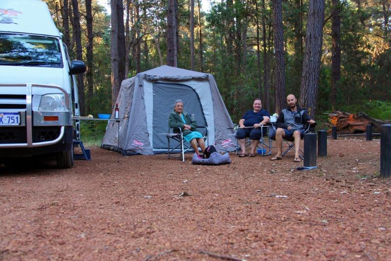 camping lane poole
