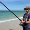 nice beard on Wilbinga beach