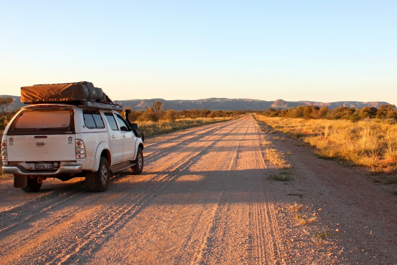 great central road Petermann Ranges