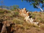 halls creek china wall