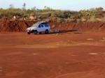 tanami gravel pit camping