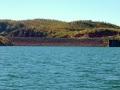 lake argyle dam wall