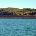 lake argyle dam wall