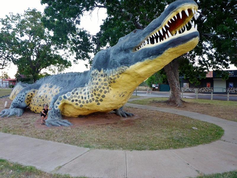 wyndham big crocodile