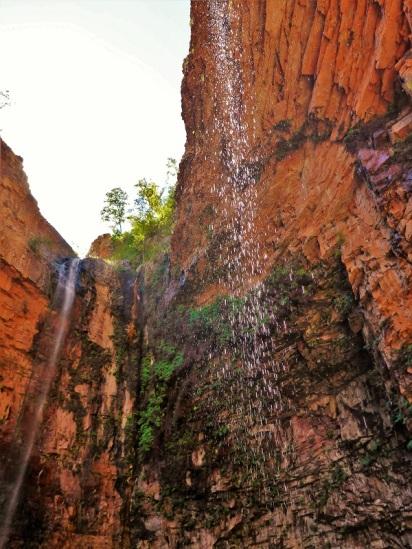 el questro emma gorge waterfall