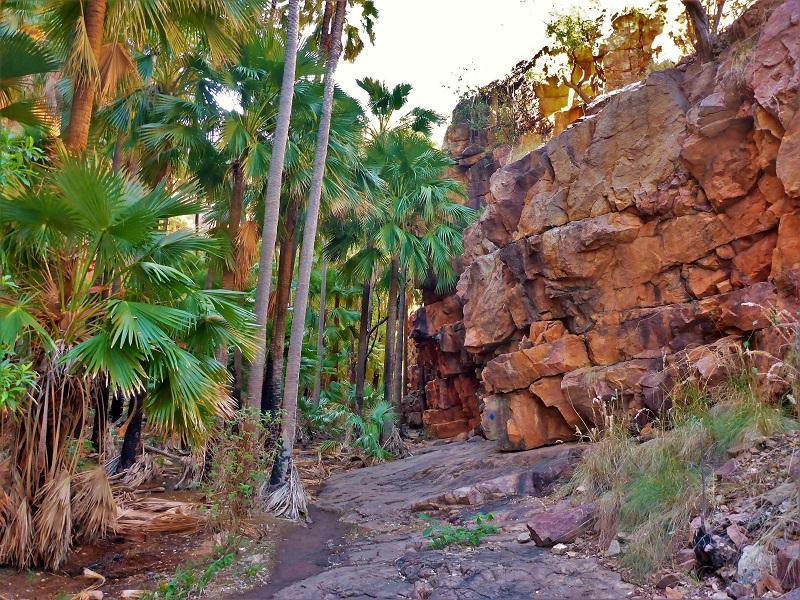 el questro gorge walking trail
