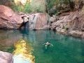 el questro swimming pool emma gorge