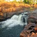 king edward river falls