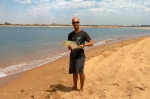 port hedland spoil bank trevally