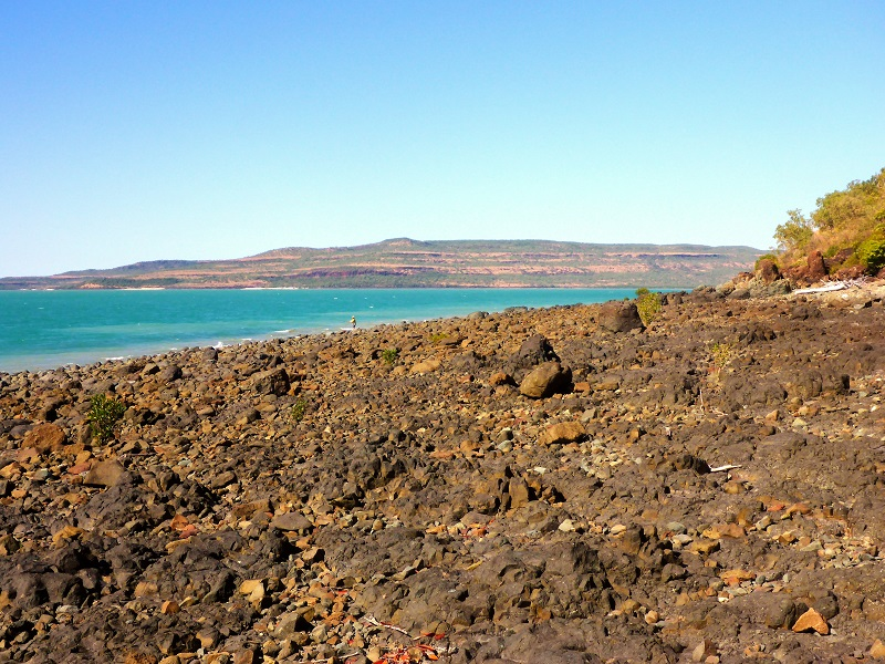 port warrender rocky beach