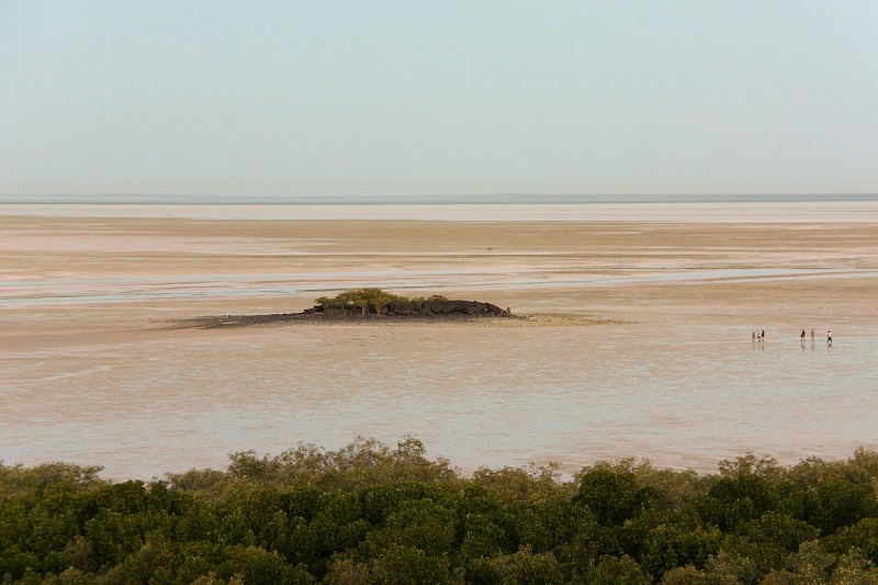 roebuck bay mud flats