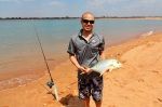 spoil bank trevally