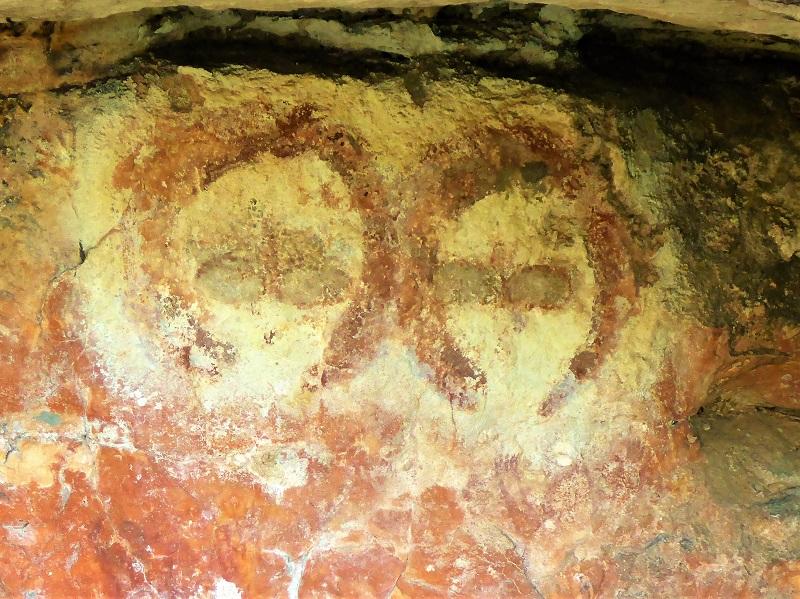 wandjina aboriginal art