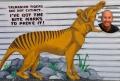 latrobe tasmanian tiger