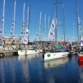 sydney to hobart yachts resting