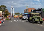 ulverstone christmas parade clock tower