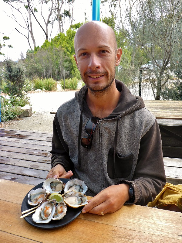 Bruny Island Oysters