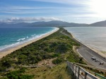 bruny island the neck
