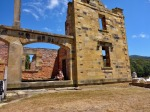 port arthur ruins