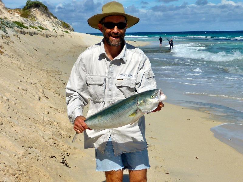 Nice australian salmon