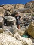base of great australian bight cliffs