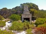 old eyre telegraph station ruins