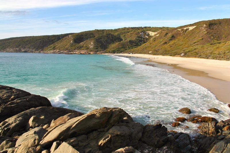 Bremer Bay Stream Beach