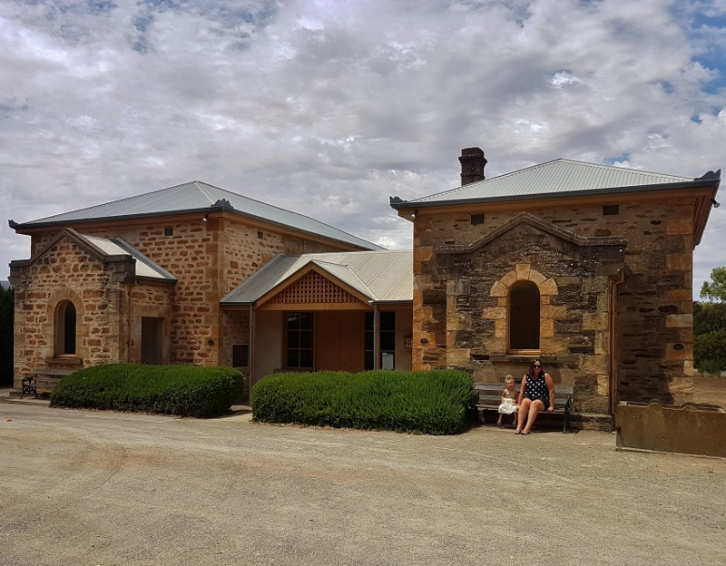 mintaro historic buildings