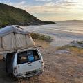 Stream Beach Camping