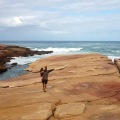 woolshed cave rocks